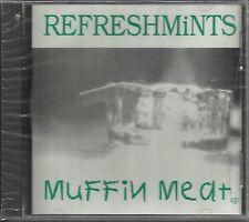 REFRESHMINTS Muffin Meat CD 5 Song EP 1995 Detroit Still Sealed! Alt Rock Punk