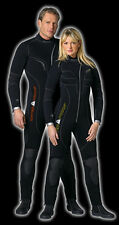 WATERPROOF 5mm W1 FRONT ENTRY WETSUIT Small Tall