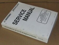 1999 Mercury Mariner Service Manual 40 45 50 Bigfoot 4-Stroke 90-828631R3