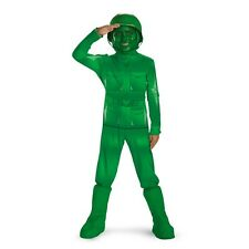 Disguise 187295 Toy Story Green Army Man Deluxe Child Costume