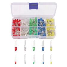 525Pcs 17 Values 1% Resistor Kit Assortment 0 Ohm-1M Ohm with LED Lamp Diodes US