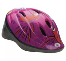 Bell Bellino Small 52-56cm Pink Humming Birds Children's 2017 Helmet Brand New