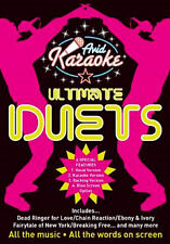 DVD:ULTIMATE KARAOKE DUETS - NEW Region 2 UK