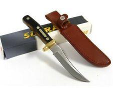 Schrade SCH160OT Old Timer Mountain Lion Fixed Blade Knife + Sheath