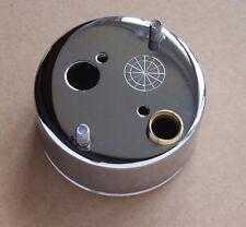 Chronometric chrome case, restoration grade accuracy, quality replica