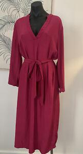 Boden Dress Hot Pink Size 16L