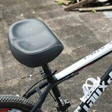 NEW Dual-spring Bike Bicycle Wide Big Bum Soft Extra Comfort Saddle Seat Pad*