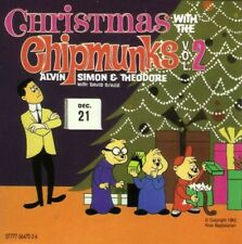 The Chipmunks - Christmas with the Chipmunks 2 [New CD]