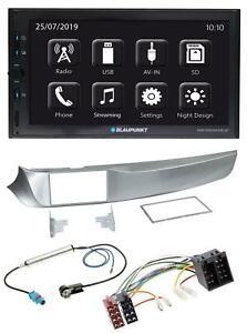Blaupunkt USB Bluetooth AUX 2DIN MP3 SD Autoradio für Alfa Giulietta 05/2010-10/