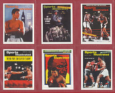 BOXING - SPORTING PROFILES - SET OF 30 BOXING - CASSIUS CLAY / MUHAMMAD ALI