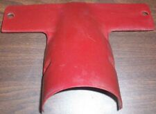 1967 67 Chevrolet Chevy Impala SS Red Steering Column Lower Cover 3895143-1