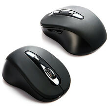 Portable Black Bluetooth 3.0 Wireless Mouse For Laptop PC Tablets Win7 Win8