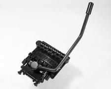 Stetsbar EZ Bolt-On Tremolo Pro II BLACK Stop Tail Fits Les Paul, ES, SG, V more