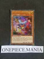 Yu-Gi-Oh! Clown Farceur Mageartiste BLRR-FR060 ULTRA/RARE VF