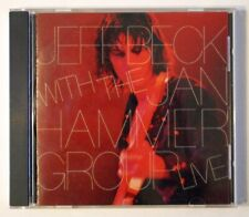 Jeff Beck With The Jan Hammer Group ‎– Live