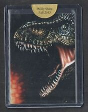 RARE BREYGENT PROMO CARD: JURASSIC DOMINATION PHILLY SHOW PROMO 2 (12/99) Sealed