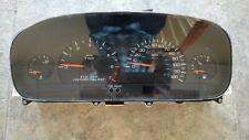 Rebuilt 99-00 Caravan Plymouth Voyager Instrument Cluster Speedometer Black Plug