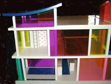 Kaleidoscope Doll House Bozart Dollhouse New in Box! Designer Modern