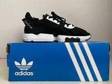 Adidas Y3 ZX Torsion Boost Yohji Yamamoto Black White Trainers Uk8