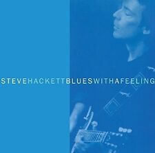 Blues With A Feeling - Steve Hackett (2016, CD NUOVO)