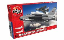 Airfix 1:72 English Electric Lightning F.6 Model Kit - A05042A