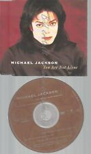CD-MICHAEL JACKSON - -- YOU ARE NOT ALONE