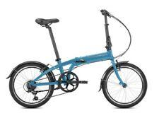 Tern Link A7 - Lightweight Folding Bike/Bicycle - Blue Frame - Adults - Last one