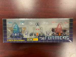 Conehead Ghost Series SDCC Sealed Loyal Subjects Transformers