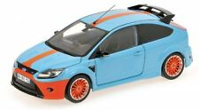 Ford Focus RS 2010 Azul/naranja le Mans Edition 1 de 702 1/18 metal Minichamps