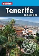 Berlitz: TENERIFE Pocket Guide (Berlitz Pocket Guide), Berlitz, NUOVO LIBRO