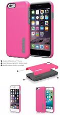 "NEW INCIPIO DUALPRO Rosa Guscio Duro Custodia Cover per 4,7 ""iPhone 6 iph-1179-pnkgry"