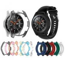 Case Cover For Samsung Galaxy Watch Gear S3 Frontier Band Wrist Smartwatch Clear