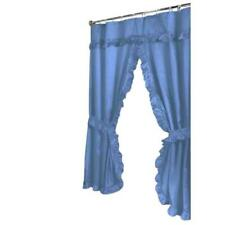 Carnation Home Fashions FWCD-L-01 70 x 45 in. Lauren Window Curtain with Ruff...