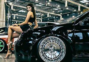 New 18inch 5x100 FORZZA LIMIT ROTIFORM CCV CBU Style wheels for VW SUBARU TOYOTA
