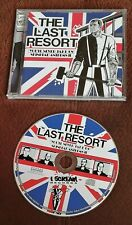 THE LAST RESORT A WAY OF LIFE SKINHEAD ANTHEMS II  2009 CD PUNK OI
