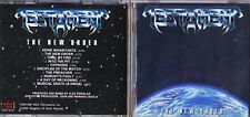 TESTAMENT-THE NEW ORDER 1988.RUSSIAN RARE-MONSTERS OF ROCK MOFR 00162. TESTAMENT