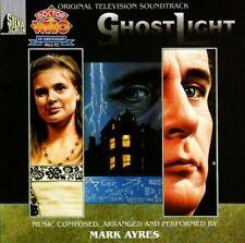 """DOCTOR WHO - GHOST LIGHT"" (CD) Silva Screen TV sci-fi soundtrack, Mark Ayres"