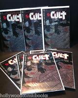 BATMAN THE CULT #1 1ST APPEARANCE DEACON BLACKFIRE DC Comics Wrightson 1988 NM