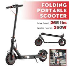 Electric Scooter I9 Foldable Lightweight Skateboard Adult 30km/H Gift Men Women