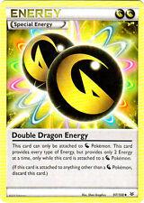 x4 Double Dragon Energy - 97/108 - Uncommon Pokemon XY Roaring Skies M/NM Englis