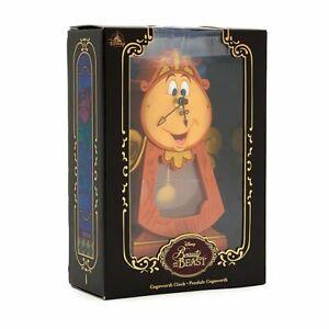 Disney - BEAUTY AND THE BEAST - Herr von Unruh - Cogsworth Clock Big Ben Figur