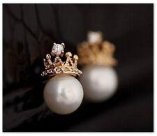 Perlen Mode-Ohrschmuck mit Perlen (Imitation)