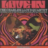 THE CHARLES LLOYD QUARTET/CHARLES LLOYD - LOVE-IN NEW CD