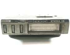 Stereo 48 Automobile Car 8 Track Tape Player Radio Made In Japan No 4809126