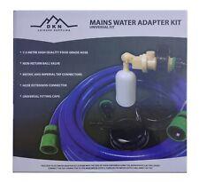 UNIVERSAL Mains Water Adaptor with 7.5m food grade hose
