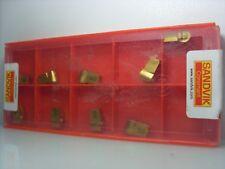 9 X SANDVIK N151.2-600-50-4P 235 WENDESCHNEIDPLATTEN CARBIDE INSERTS