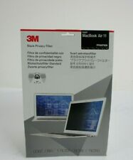 3M Privacy Filter for MACBOOK AIR 11IN in Black PFNAP006 NEW