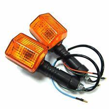 2x Front Turn Signal Light For Honda Nighthawk 250 CB250 CB 250 Indicator winker