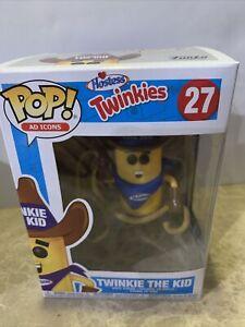 Funko POP! Ad Icons Hostess Twinkie the Kid #27 Vinyl figure! NIB FREE SHIPPING