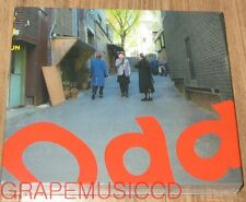 SHINEE 4TH ALBUM Odd B Ver. K-POP CD + PHOTOCARD WITH FOLDED POSTER SEALED
